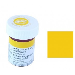 COLORANTE GIALLO ORO 28GR WILTON