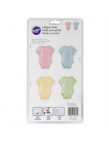 STAMPO CIOCCO/CANDY BABY TEE WILTON
