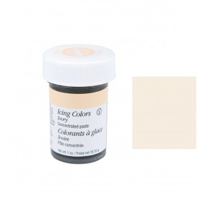 COLORANTE AVORIO 28GR WILTON