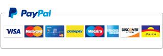 Carta di credito Paypal